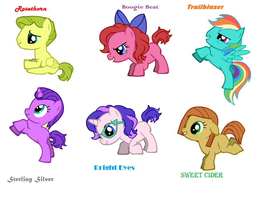 Pony creator image library stock DeviantArt: More Like My little Pony creator...pony by LassieCrumby image library stock