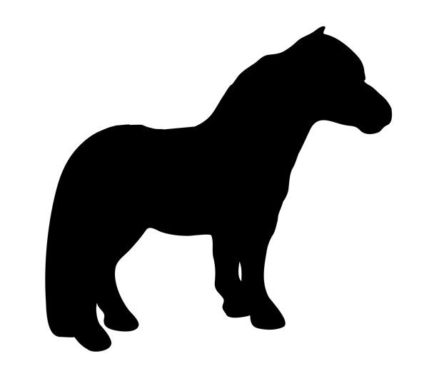 Pony silhouette clipart jpg free download shetland pony silhouette - Yahoo Search Results | SVG ... jpg free download