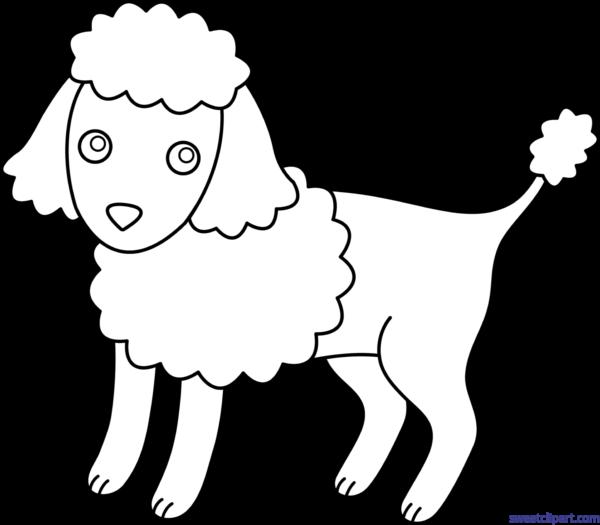 Poodle dog clipart png freeuse Sweet Clip Art - Page 19 of 63 - Cute Free Clip Art ♡ png freeuse