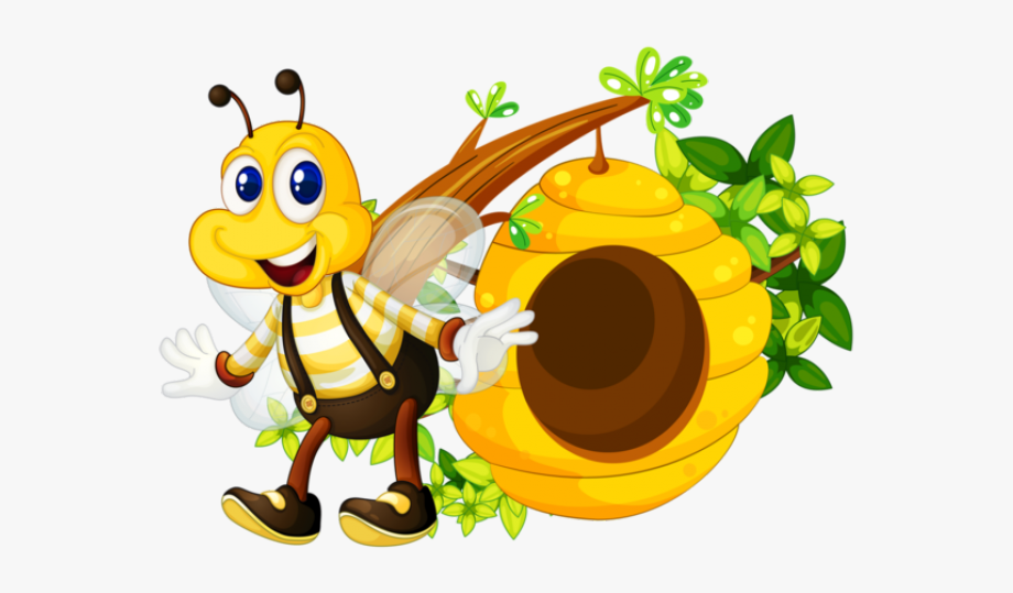 Pooh bear honey bee clipart no background svg freeuse Honey Bee Clipart Png , Transparent Cartoon, Free Cliparts ... svg freeuse