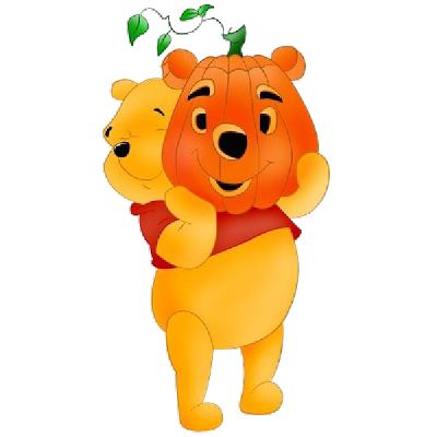 Pooh halloween clipart picture transparent halloween pooh clipart | Winnie The Pooh Halloween Clip Art ... picture transparent
