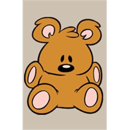 Pookie bear cliparts royalty free download pookie bear garfield | Garfield\'s Bear Pooky, a Image by ... royalty free download