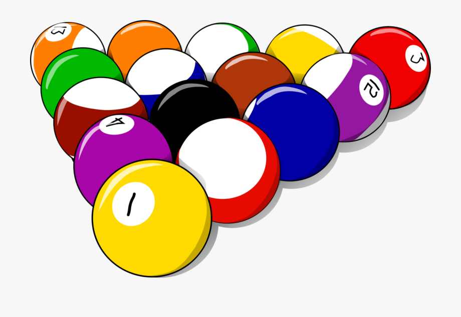 Pool ball clipart banner royalty free Pool Ball Clipart - Pool Balls Clipart #352220 - Free ... banner royalty free