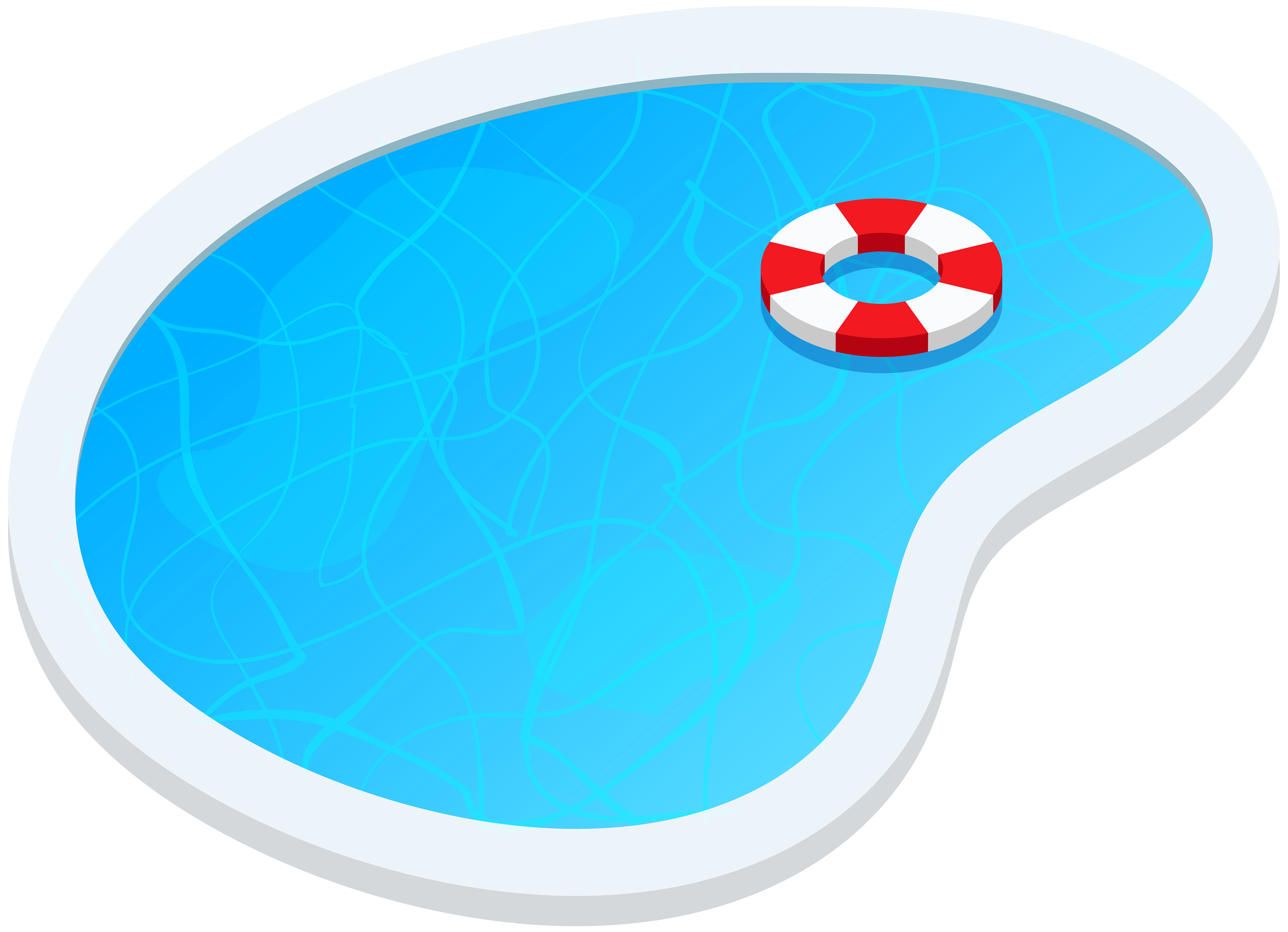 Pool pictures clipart freeuse Swimming Pool Oval PNG Clip Art - Best WEB Clipart freeuse