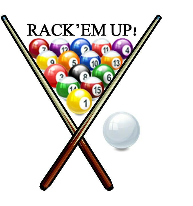 Pool rack clipart svg library stock SOME OF MY FAVORITE WORDS!   RACK \'EM! in 2019   Pool table ... svg library stock