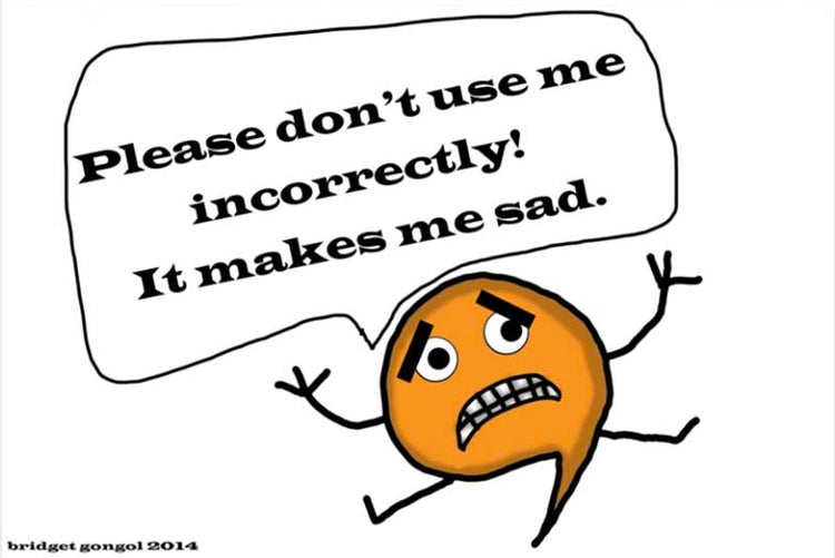 Poor grammer clipart clip art free library Bad grammar epidemic: Apostrophes and possessives clip art free library