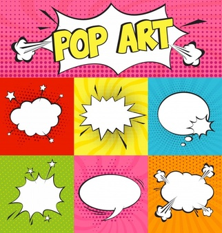 Pop art clipart free banner download Pop Art Vectors, Photos and PSD files | Free Download banner download