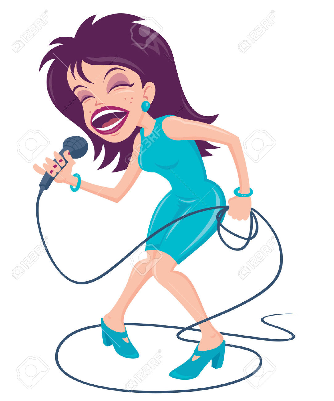 Pop musician clipart vector transparent Free Pop Singing Cliparts, Download Free Clip Art, Free Clip ... vector transparent