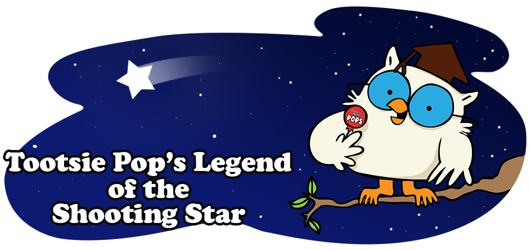 Shooting star clipart kids royalty free library Tootsie > Candy royalty free library