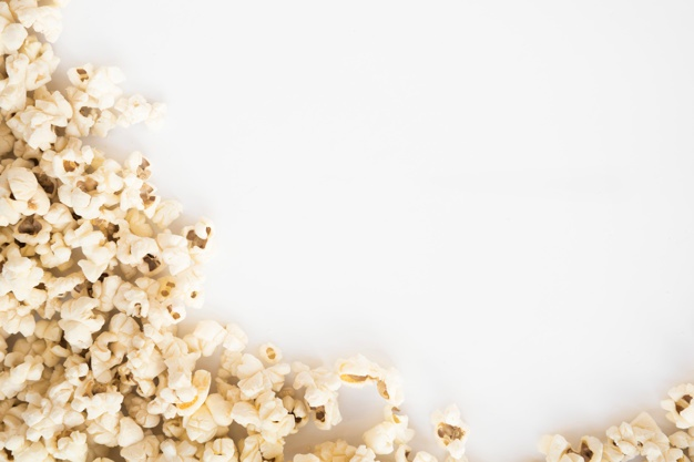Popcorn background clipart vector black and white library Popcorn Vectors, Photos and PSD files | Free Download vector black and white library