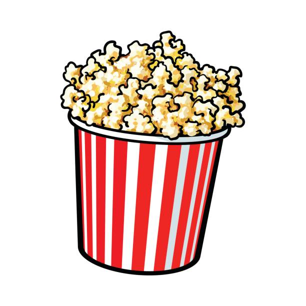 Popcorn images clipart picture library library Popcorn clipart free 2 » Clipart Station picture library library