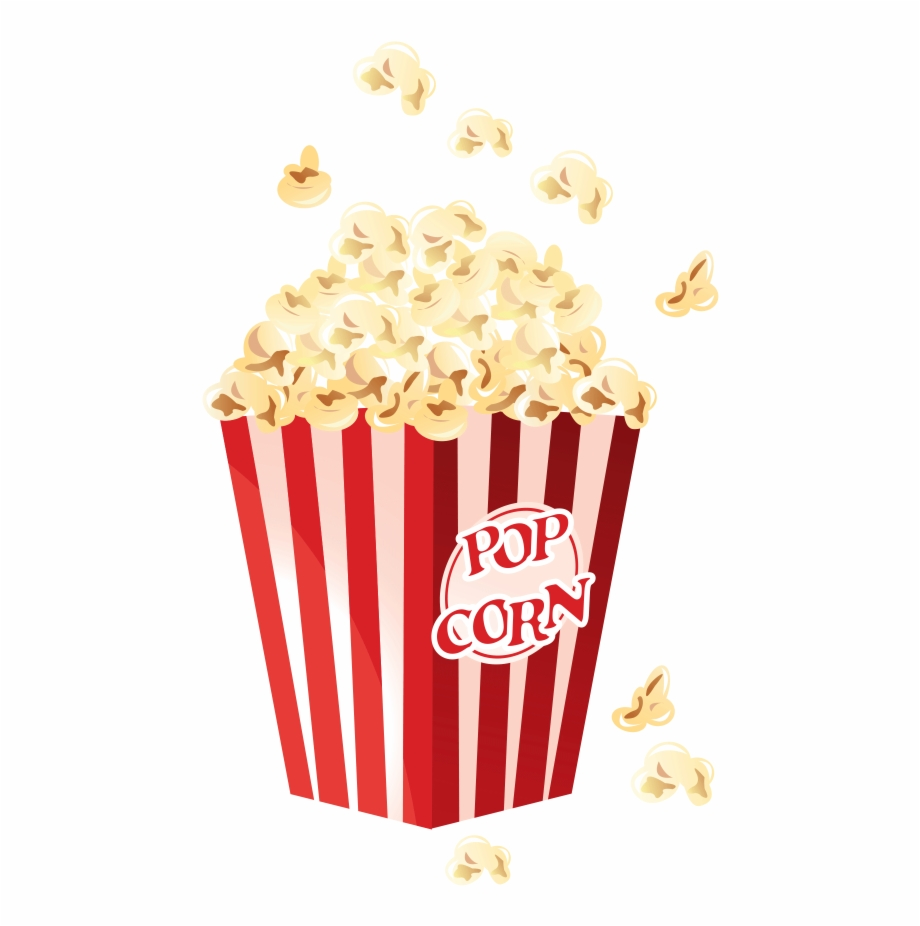 Popcorn images clipart vector free stock Popcorn Clipart Transparent Free PNG Images & Clipart ... vector free stock