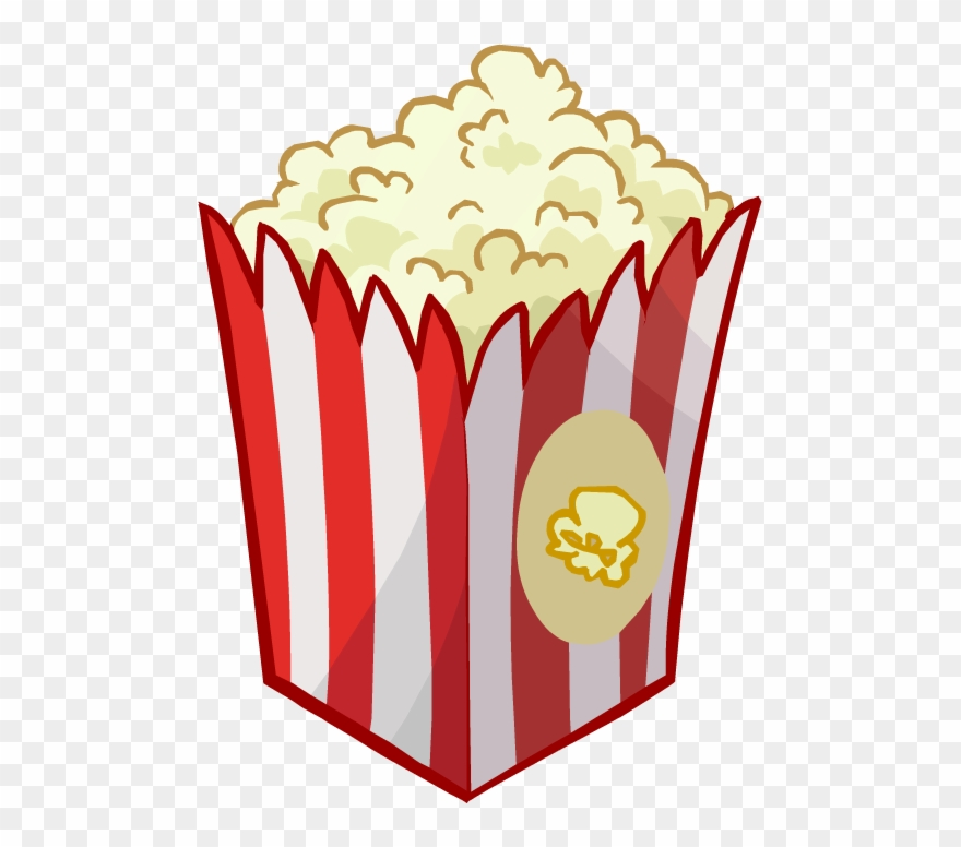 Popcorn popping clipart svg stock Popcorn - Pop Corn Cinema Png Clipart (#673503) - PinClipart svg stock