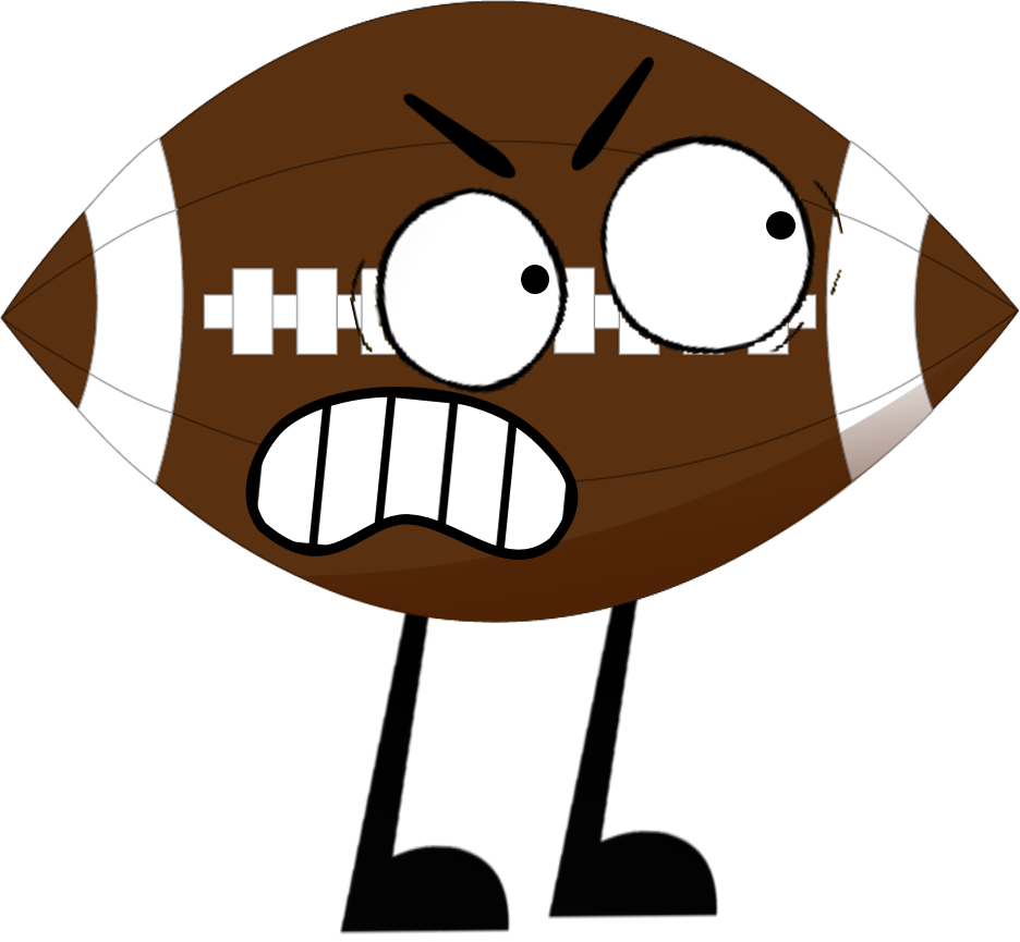 Popped basketball clipart clip download Football | Battle of Objects Wiki | FANDOM powered by Wikia clip download