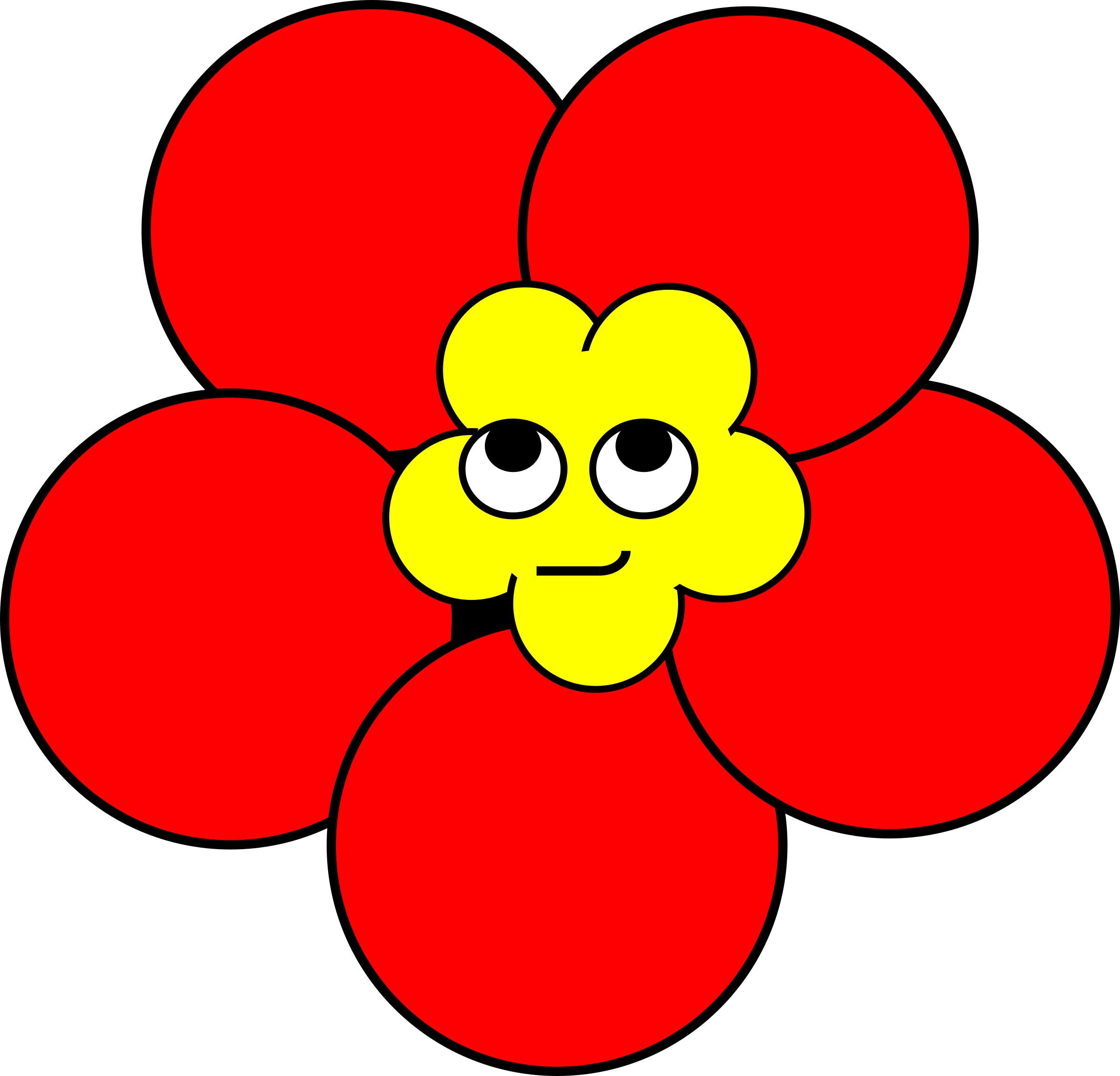 Poppy flower clipart picture free stock Clipart - Poppy Smirk picture free stock