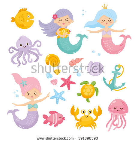Popular cartoon character clipart jpg freeuse download Aquatic Stock Images, Royalty-Free Images & Vectors | Shutterstock jpg freeuse download