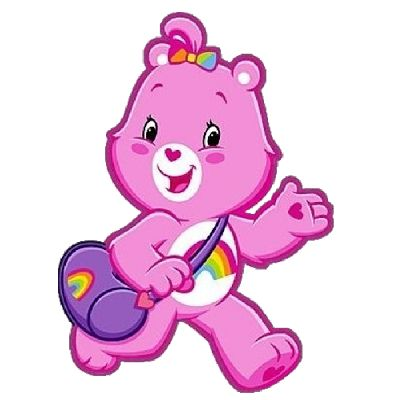 Popular cartoon character clipart clipart black and white stock 17 Best images about care bear on Pinterest | Bear clipart, Cheer ... clipart black and white stock