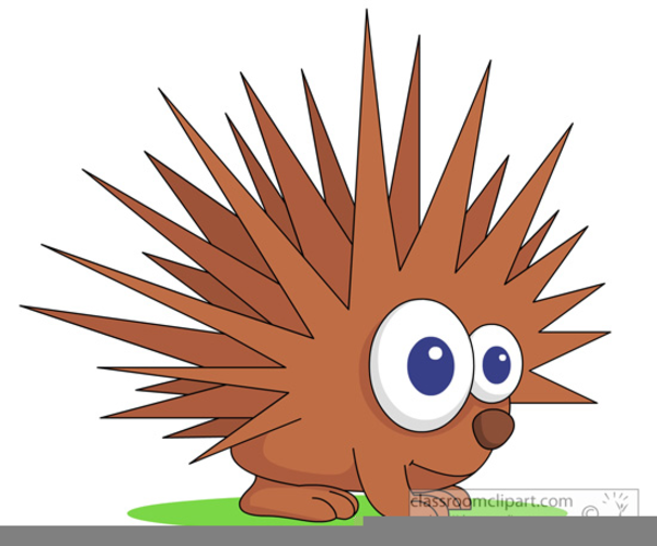 Porcuppine clipart jpg royalty free download Free Porcupine Clipart Images At Clker Com Vector Clip Art ... jpg royalty free download