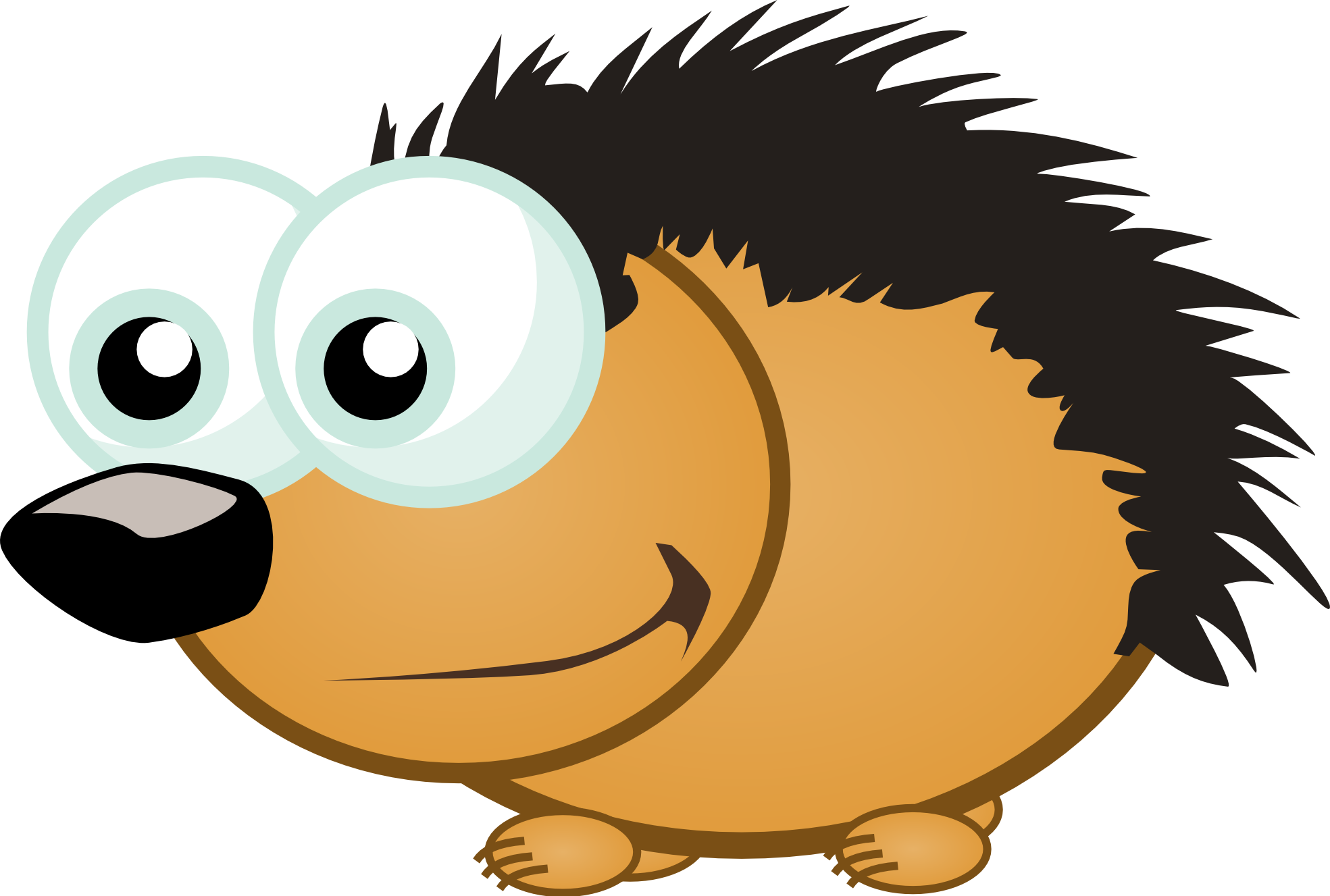 Porquipines clipart png transparent Porcupine Clip Art Free | Clipart Panda - Free Clipart Images png transparent