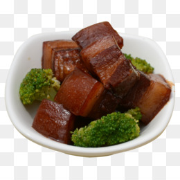 Pork belly clipart vector royalty free download Red Braised Pork Belly PNG and Red Braised Pork Belly ... vector royalty free download