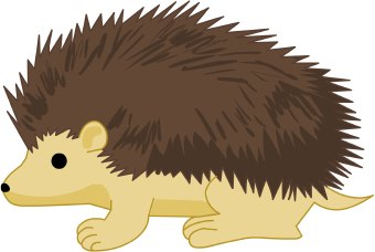 Porquipines clipart svg free download Porcupine Cliparts - Cliparts Zone svg free download