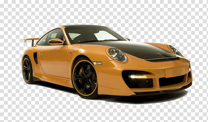 Porsche 930 clipart banner download Porsche 911 GT3 Porsche 930 Sports car, Yellow sports car ... banner download
