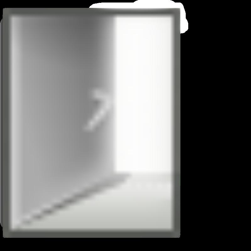 Porte clipart image black and white download Free Clipart: Ouvrir une porte | unareil image black and white download
