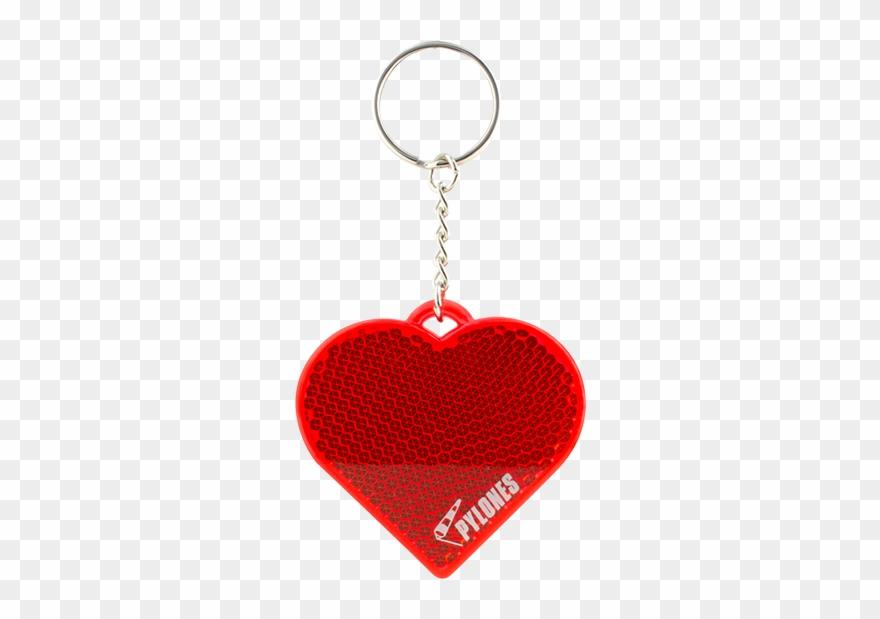 Porte clipart graphic free library Porte-clé Réfléchissant Heart - Keychain Clipart (#1434809 ... graphic free library