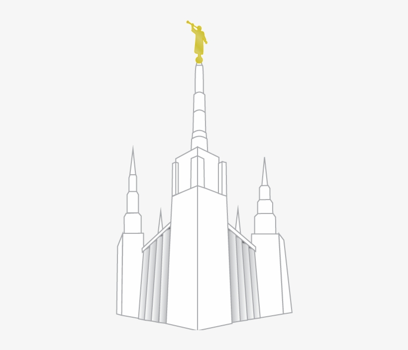 Portland temple clipart image free library Free Clip Art - Portland Oregon Temple - Free Transparent ... image free library
