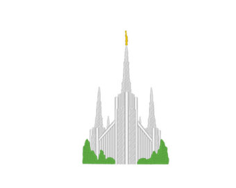 Portland temple clipart png freeuse library Portland temple clipart - Clip Art Library png freeuse library