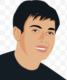 Portrait art clipart banner black and white Portrait Images, Portrait PNG, Free download, Clipart banner black and white