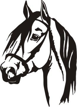 Portrait of horse head peeking out of vintage truck clipart svg black and white stock horse silhouette - Google-søgning | Silhouette | Horse ... svg black and white stock