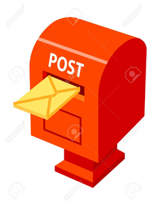 Posf clipart svg transparent stock Free Post Office Clipart | Free Images at Clker.com - vector ... svg transparent stock