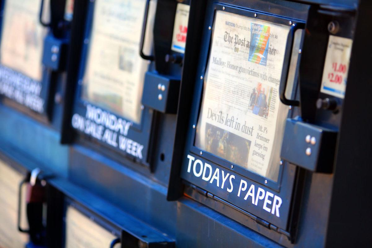 Post courier clipart newspaper online banner download Print Subscribers: Activate your complimentary digital ... banner download