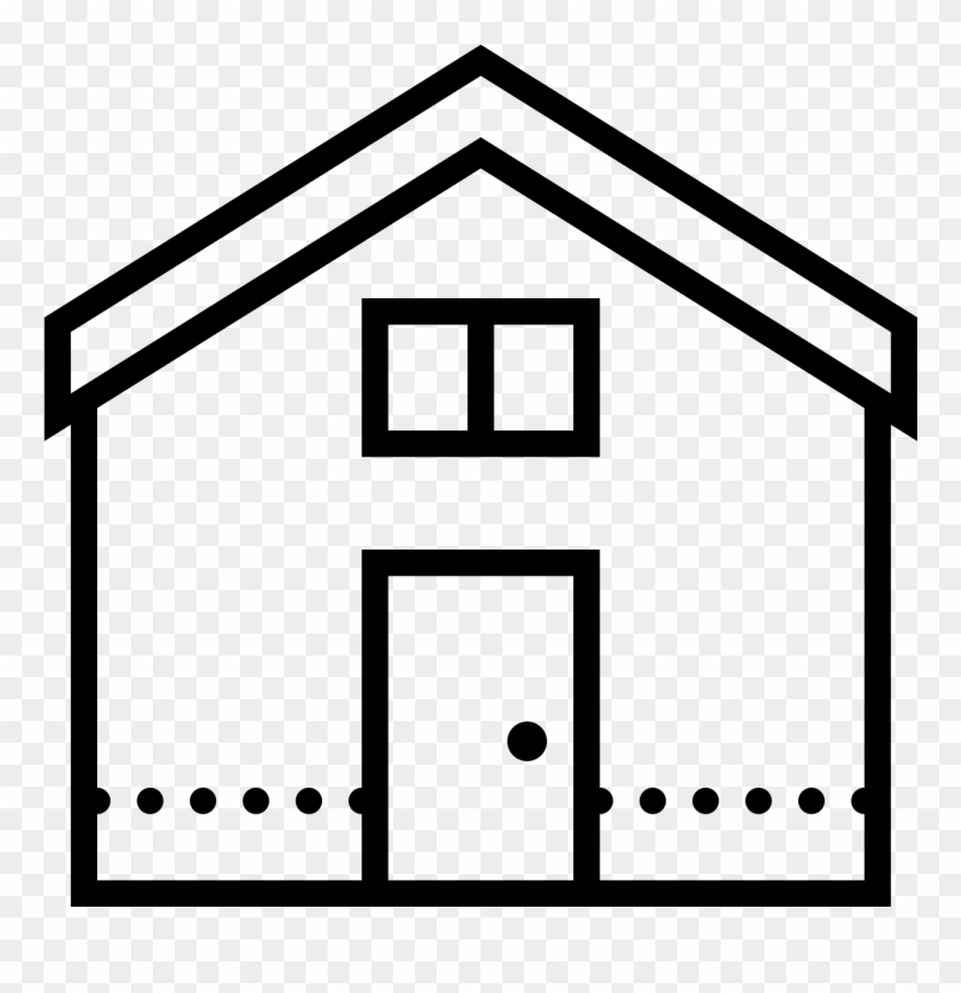 Postal code clipart clipart library download Its Where You Live, Theres A Door To Enter With A Roof ... clipart library download
