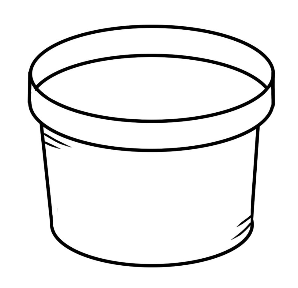 Pot black and white clipart picture free library PNG Pot Black And White Transparent Pot Black And White.PNG ... picture free library