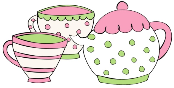 Pot of tea clipart vector free stock Teapot tea pot clipart 2 - ClipartAndScrap vector free stock