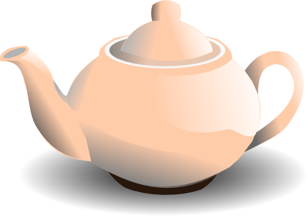 Pot of tea clipart image download Tea Pot Clip Art at Clker.com - vector clip art online ... image download