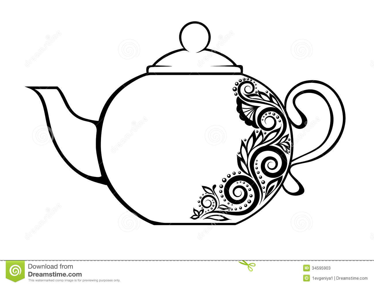 Pot of tea clipart clip free library 44+ Tea Pot Clipart | ClipartLook clip free library