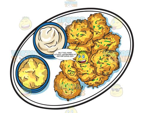 Potato latkes clipart jpg freeuse download Royalty Free Images – Tagged \