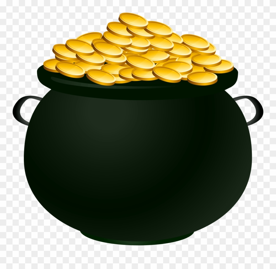 Pots of gold clipart jpg freeuse stock Pot Of Gold Clip Art Free Clipart Pot Of Gold Casino ... jpg freeuse stock