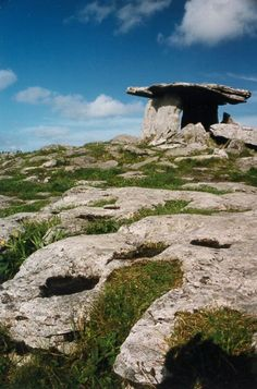 Poulnabrone dolmen clipart silhouette black and white picture library library 451 Best Sacred sites of UK and Eire images in 2019 ... picture library library