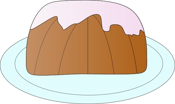 Pound cake clipart svg library library Pound Cake clip art Free vector in Open office drawing svg ... svg library library
