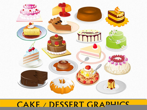 Pound cake clipart vector black and white Free Clipart Pound Cake | Free Images at Clker.com - vector ... vector black and white