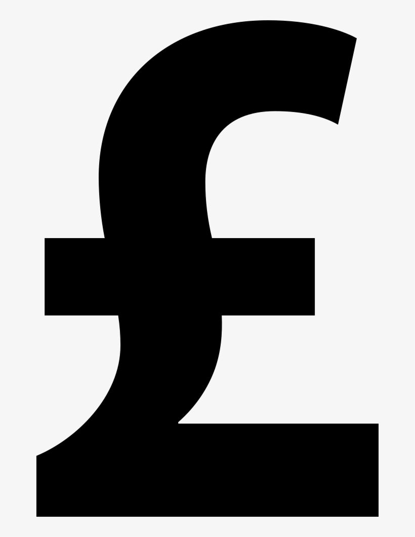 Pound sign clipart png stock Download Pound Currency Symbol Png Clipart Pound Sign ... png stock