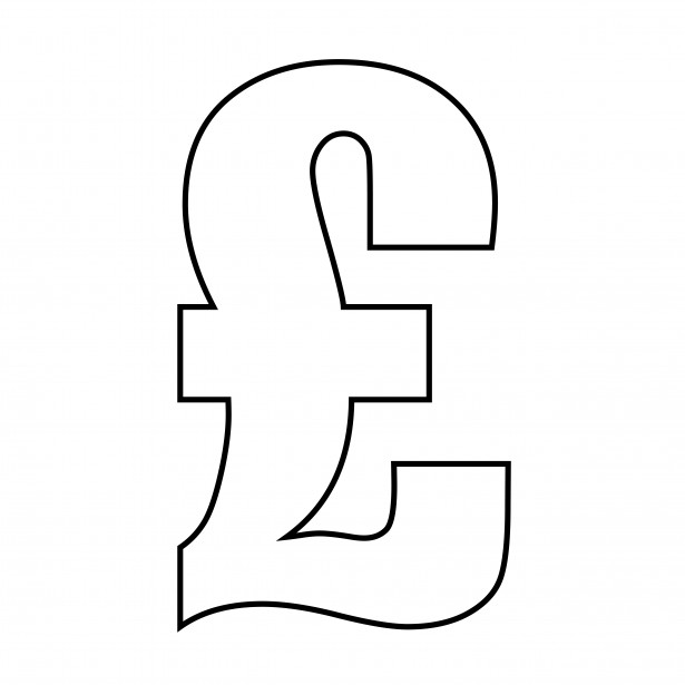 Pound sign clipart png free Pound Sign Outline Clipart Free Stock Photo - Public Domain ... png free