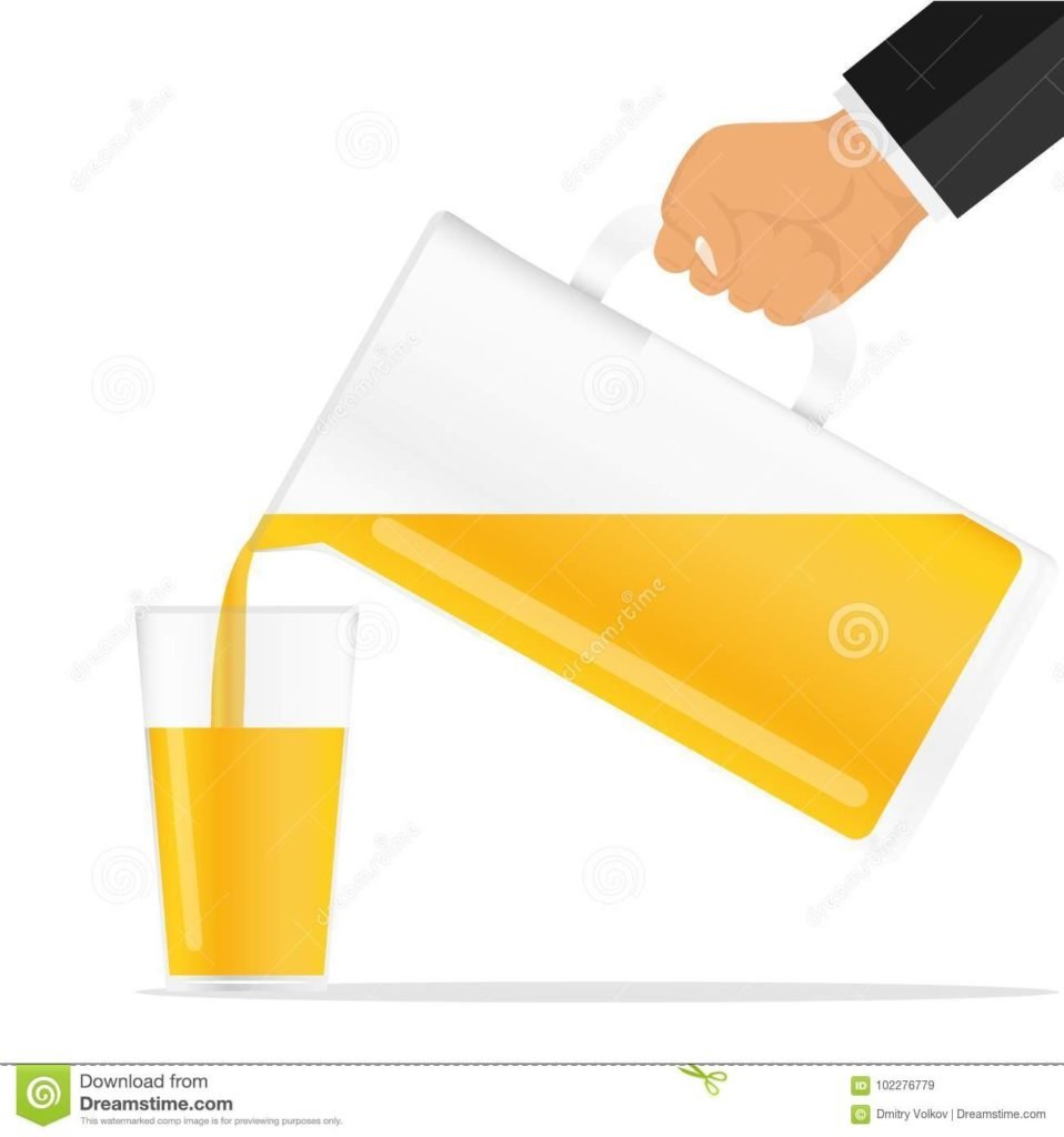 Pour clipart vector royalty free Clipart Pouring Juice | Clip Art vector royalty free