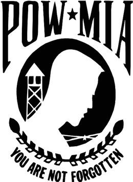 Pow mia flag clipart vector royalty free stock Download pow/mia 2 sticker clipart National League of ... vector royalty free stock