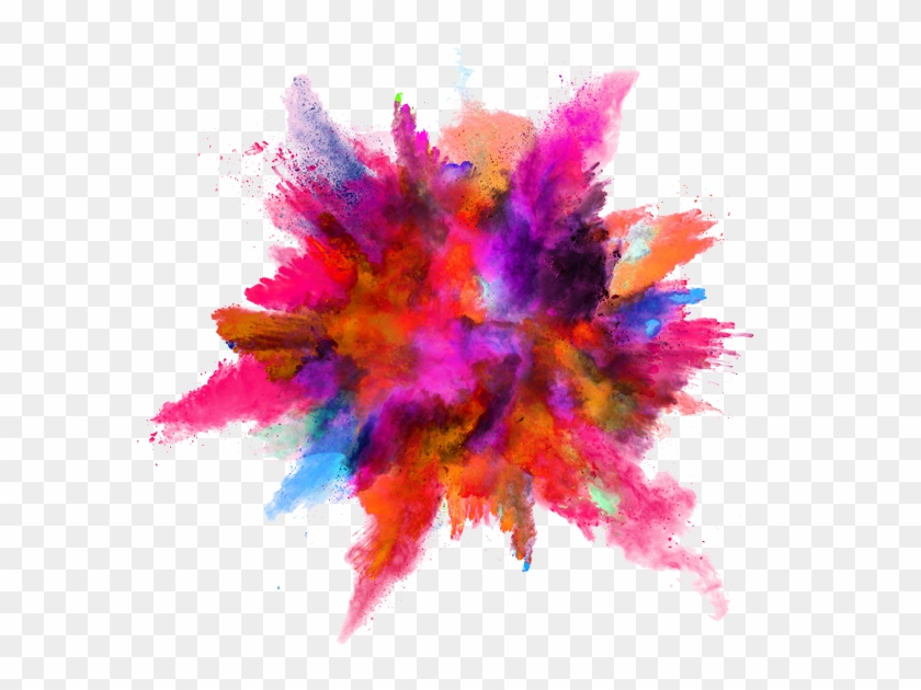 Powder paint clipart picture free stock Color Splash Explosion Powder Ink Download Hq Png Clipart ... picture free stock