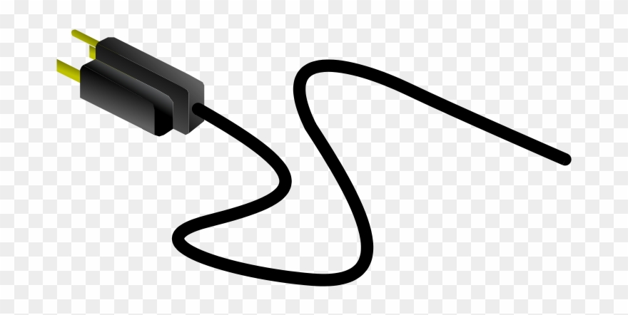 Power adapter clipart picture library download Free Power Cable, - Power Cord Clip Art - Png Download ... picture library download